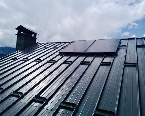 Image site isolé par Cimes Énergies à Champagny