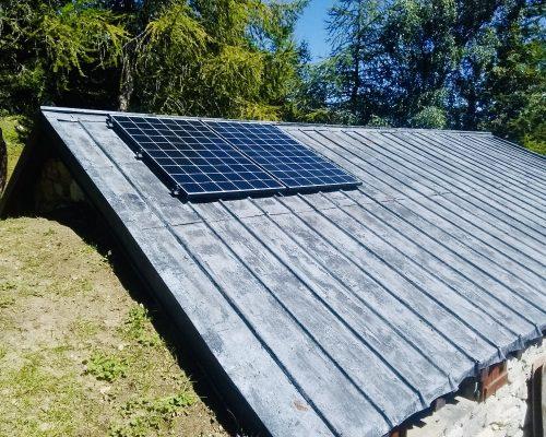 Image site isolé par Cimes Énergies en Tarentaise
